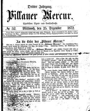 Pillauer Merkur on Dec 25, 1872