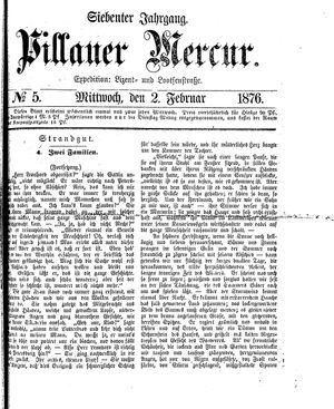 Pillauer Merkur on Feb 2, 1876