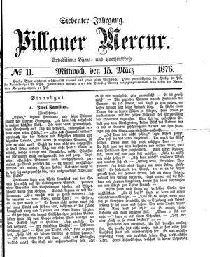 Pillauer Merkur on Mar 15, 1876