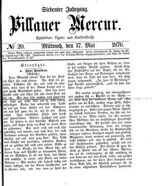 Pillauer Merkur on May 17, 1876