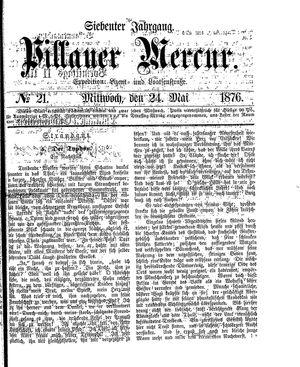 Pillauer Merkur on May 24, 1876