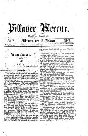 Pillauer Merkur on Feb 16, 1887
