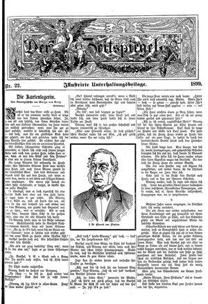 Pillauer Merkur vom 28.05.1899