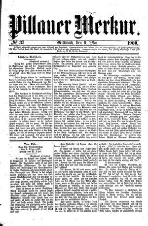 Pillauer Merkur vom 09.05.1900