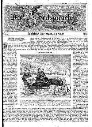 Pillauer Merkur vom 03.02.1907