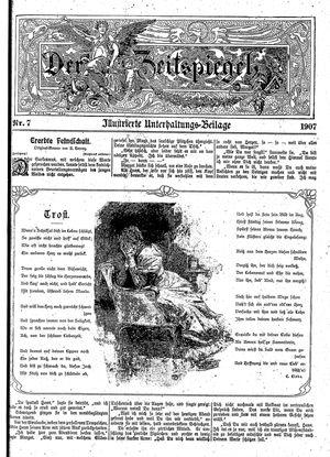 Pillauer Merkur vom 17.02.1907