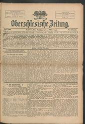 Oberschlesische Zeitung