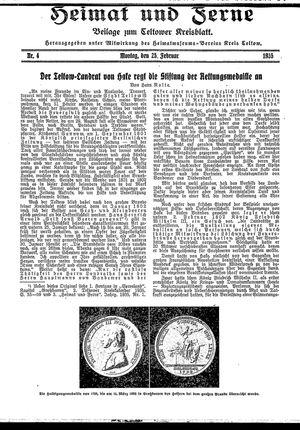 Heimat und Ferne vom 25.02.1935