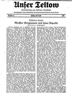 Unser Teltow vom 09.07.1937