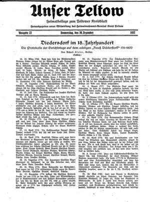 Unser Teltow vom 30.12.1937