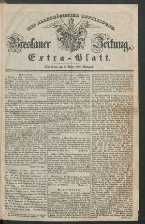Breslauer Zeitung vom 06.03.1848