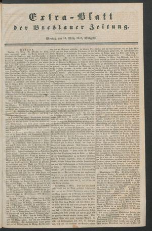 Breslauer Zeitung vom 13.03.1848