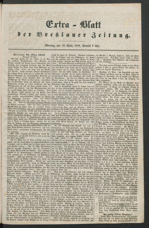 Breslauer Zeitung on Mar 20, 1848