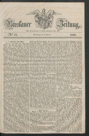 Breslauer Zeitung vom 02.04.1848
