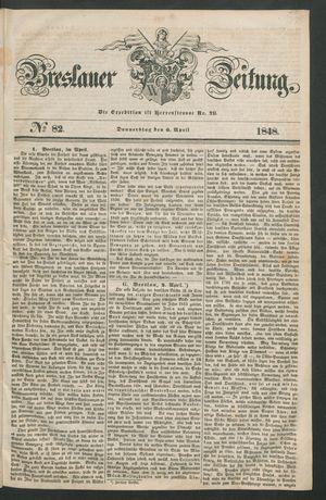 Breslauer Zeitung vom 06.04.1848