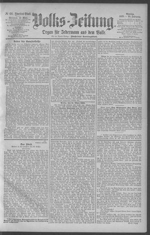 Berliner Volkszeitung vom 12.03.1890