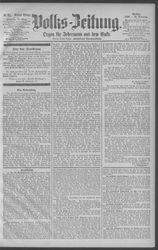 Berliner Volkszeitung (18.03.1890)