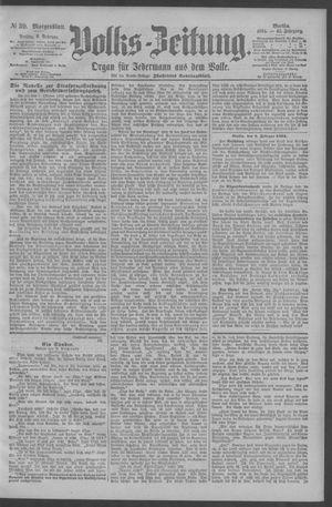 Berliner Volkszeitung vom 09.02.1894