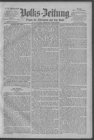 Berliner Volkszeitung vom 01.03.1894