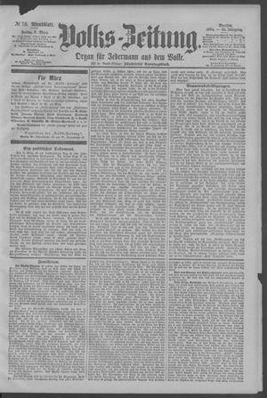 Berliner Volkszeitung vom 02.03.1894