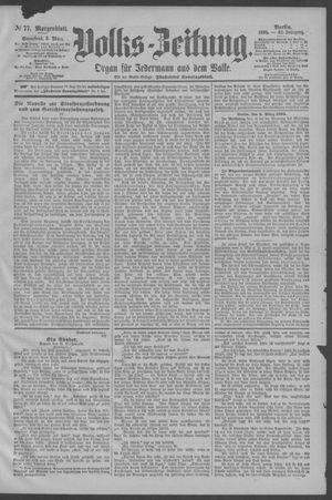 Berliner Volkszeitung vom 03.03.1894