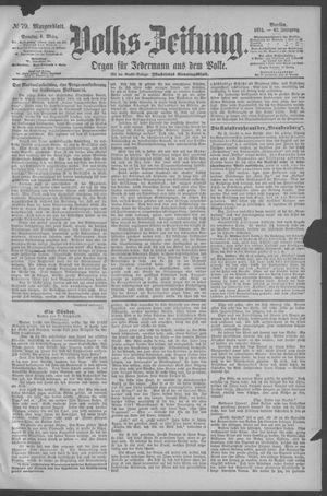 Berliner Volkszeitung vom 04.03.1894