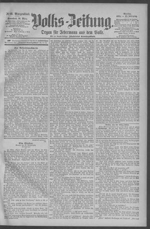 Berliner Volkszeitung vom 10.03.1894