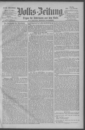 Berliner Volkszeitung vom 12.03.1894