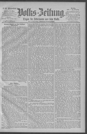 Berliner Volkszeitung on Mar 13, 1894