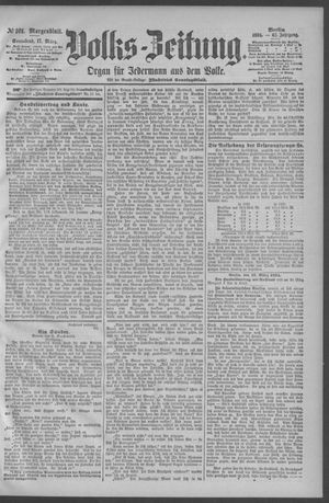 Berliner Volkszeitung vom 17.03.1894