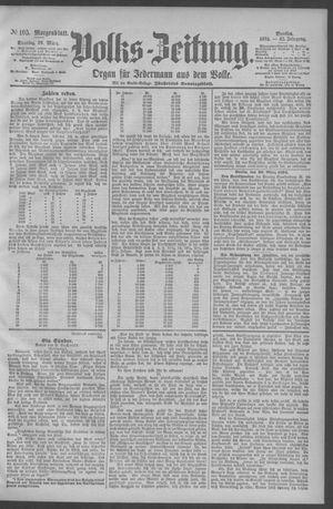 Berliner Volkszeitung vom 20.03.1894