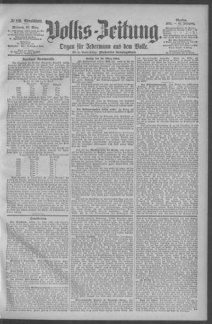 Berliner Volkszeitung vom 28.03.1894