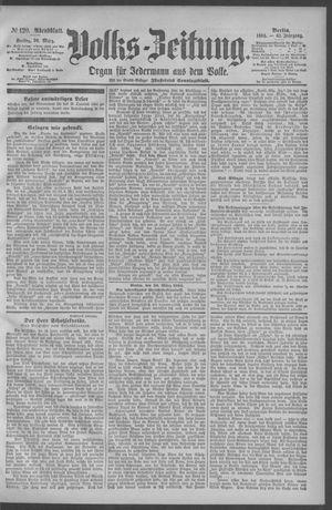 Berliner Volkszeitung vom 30.03.1894