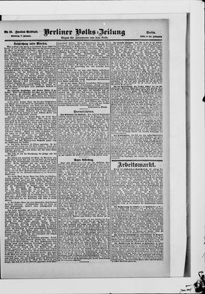 Berliner Volkszeitung on Jan 7, 1906