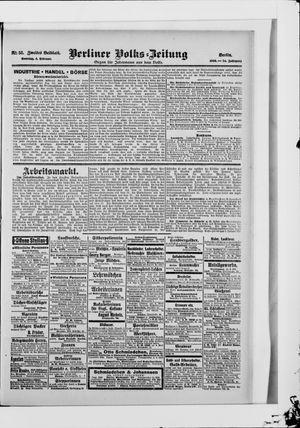 Berliner Volkszeitung on Feb 4, 1906