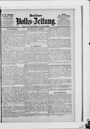 Berliner Volkszeitung vom 03.03.1906