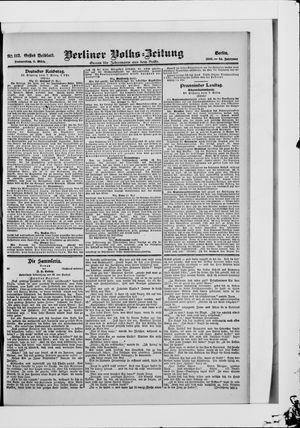 Berliner Volkszeitung vom 08.03.1906