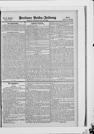 Berliner Volkszeitung vom 09.03.1906