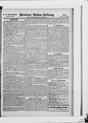 Berliner Volkszeitung vom 13.03.1906