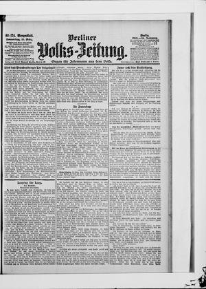 Berliner Volkszeitung vom 15.03.1906