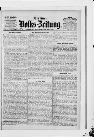 Berliner Volkszeitung vom 30.03.1906