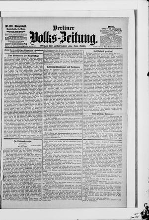 Berliner Volkszeitung vom 31.03.1906