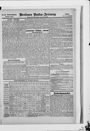 Berliner Volkszeitung vom 01.04.1906