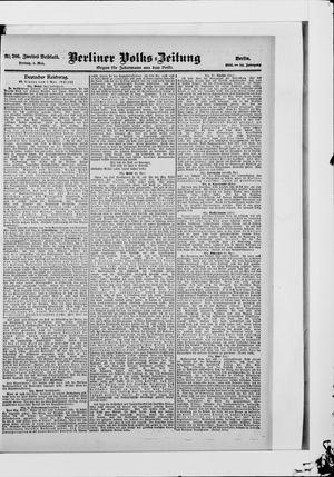 Berliner Volkszeitung vom 04.05.1906