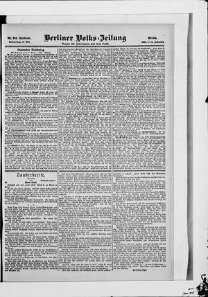 Berliner Volkszeitung vom 10.05.1906