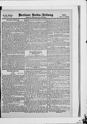 Berliner Volkszeitung vom 12.05.1906