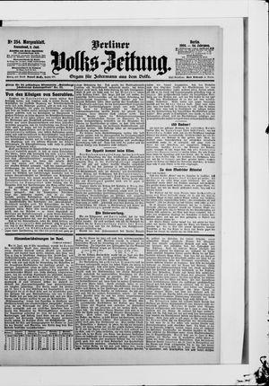 Berliner Volkszeitung vom 02.06.1906