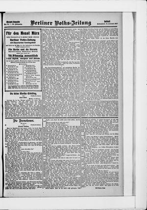 Berliner Volkszeitung vom 16.02.1907
