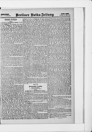 Berliner Volkszeitung vom 12.03.1907