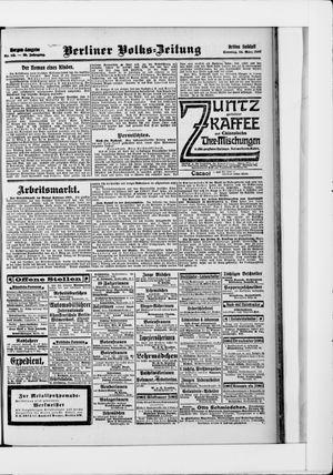 Berliner Volkszeitung vom 24.03.1907